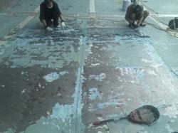 プール|塗装|札幌|ジャパンウェーブインダストリー|