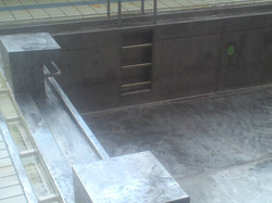 札幌 プール 工事 塗装 