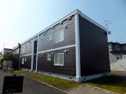 札幌市 外壁塗装 ビフォーアフター ジャパンウェーブインダストリー 