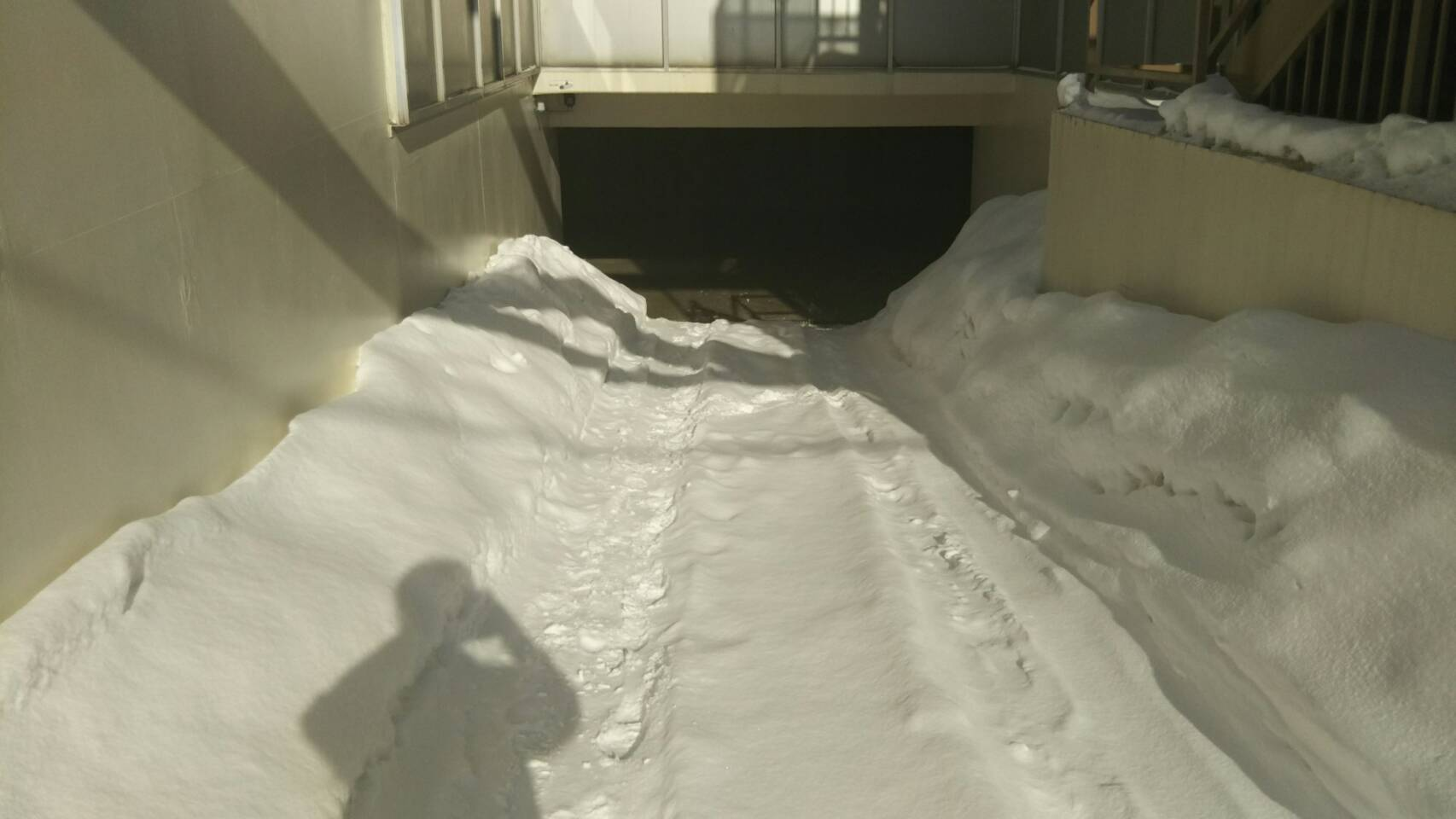 シーズン排雪|東区|札幌市