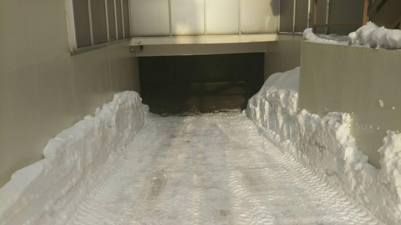 スロープ|除排雪|札幌