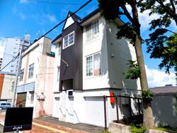 札幌市|外壁塗装|施工例|ジャパンウェーブインダストリー|