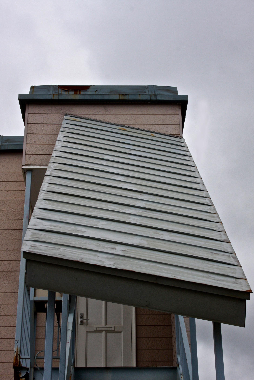 札幌市|塗装|屋根|施行前|
