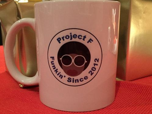 Project F Soul Mama Mug White