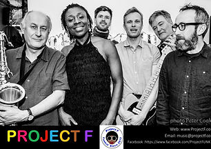 Project F Funk and Soul Band