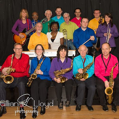 Lisa Davies Big Band