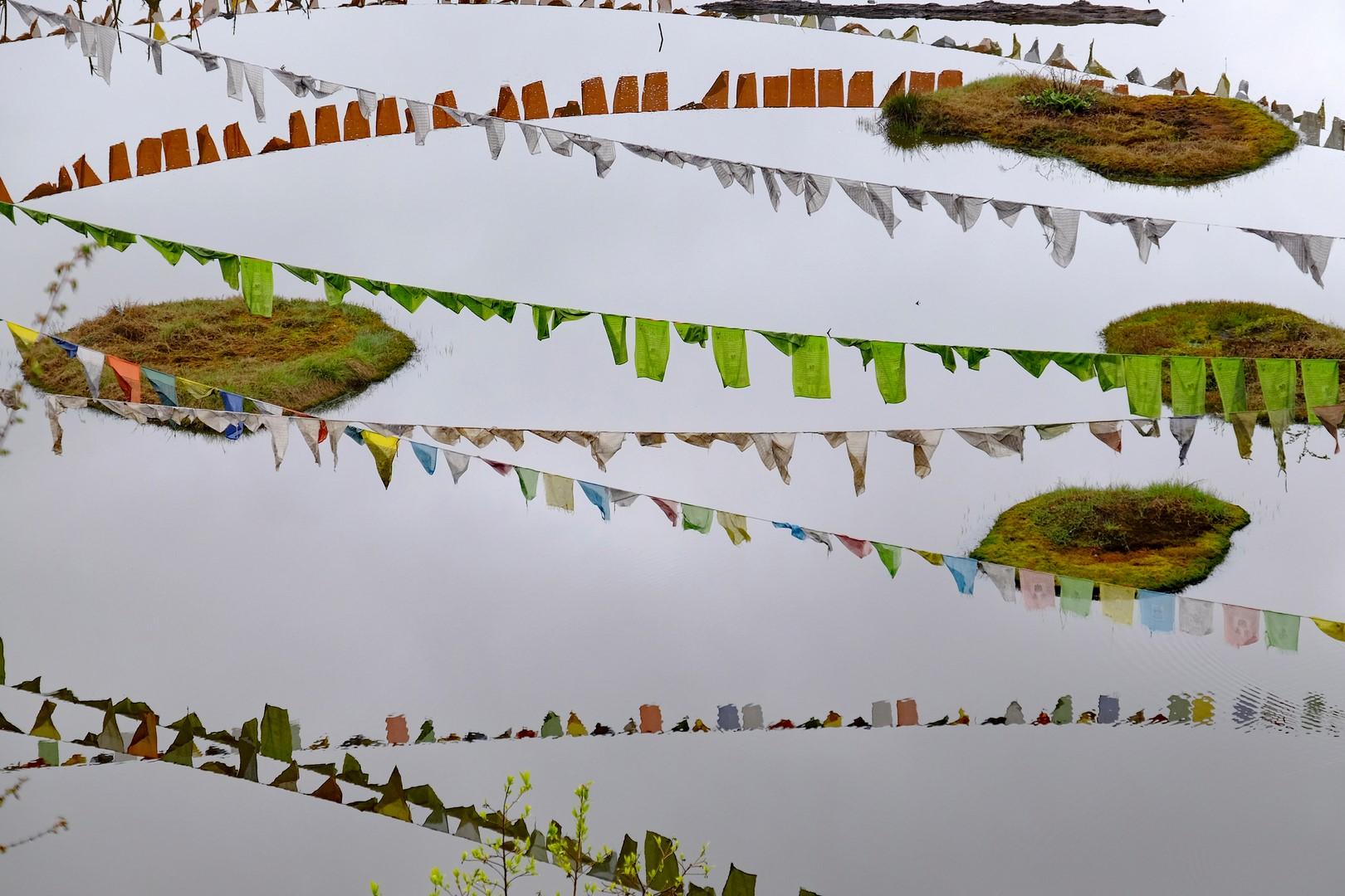 038_Dominique-Gossot_Reflets sur un lac-