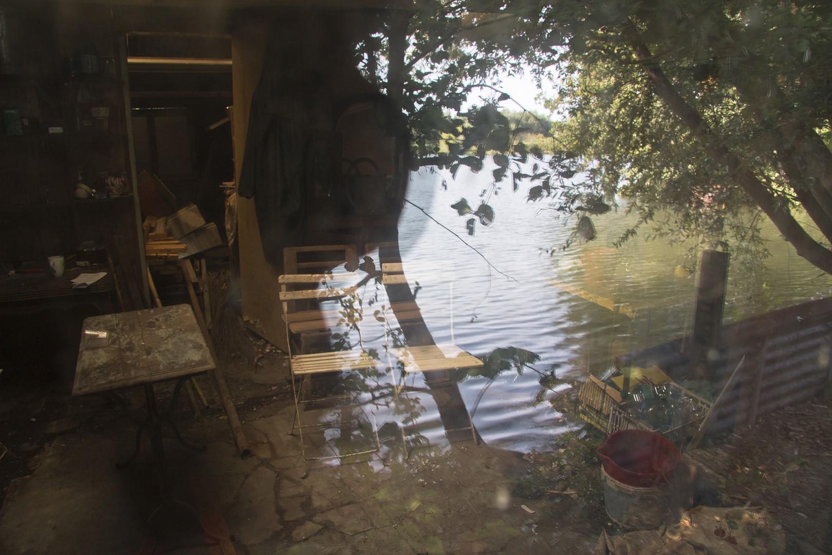 038_Michel Daumergue_La cabane au bord d