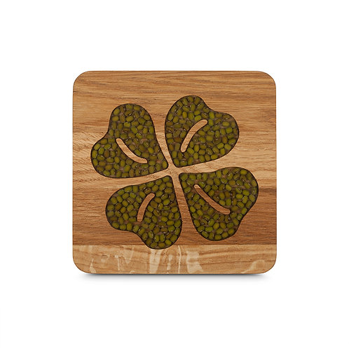 COASTER  -  GREEN CLOVER