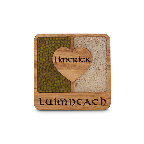 PERSONALISED COASTER - LIMERICK