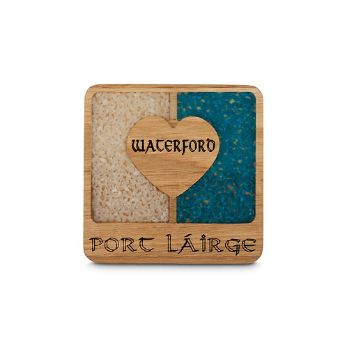PERSONALISED COASTER - WATERFORD