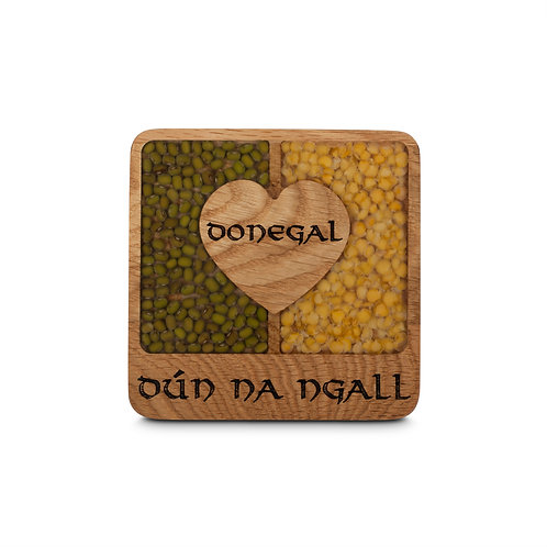 COASTER  -  DONEGAL