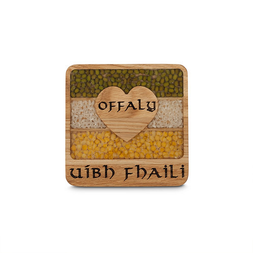 PERSONALISED COASTER - OFFALY