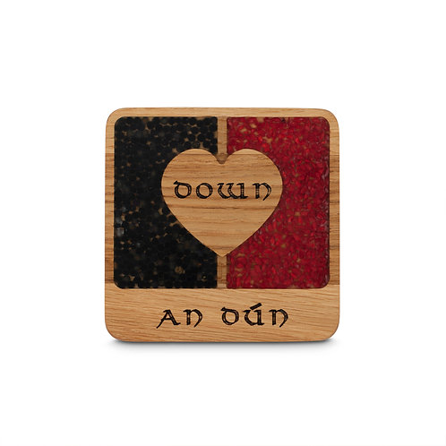 PERSONALISED COASTER -DOWN