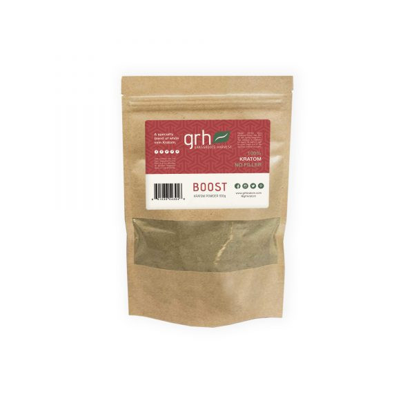 kratom BOOST POWDER