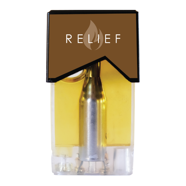Relief CBD only Pod