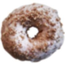Sweet Pecan Donut