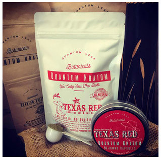 Texas Red Kratom