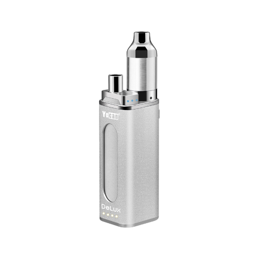 Yocan delux vaporizer silver