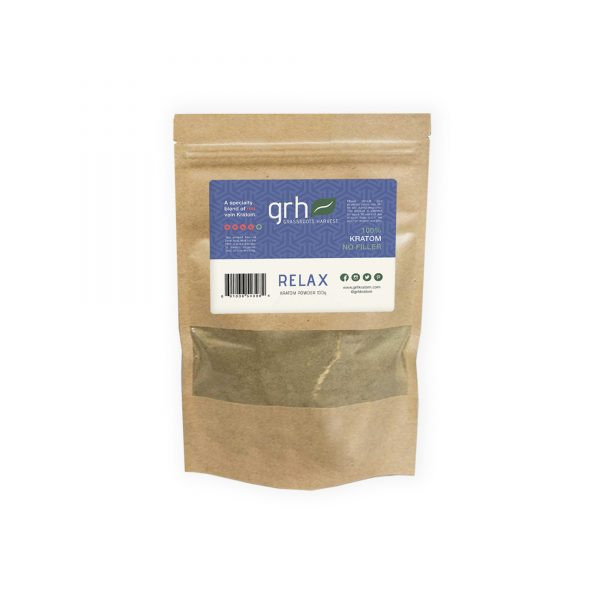 kratom RELAX powder