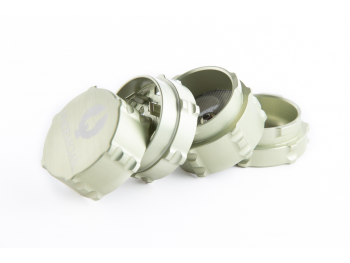 Small 4pc Grinder - Champagne