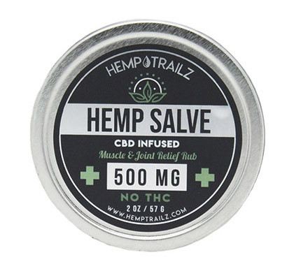 HEMP SALVE
