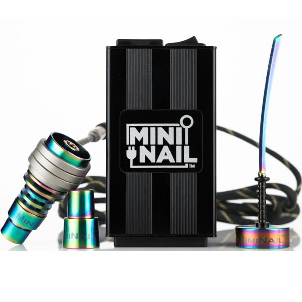 Titanium Nail Complete Enail Kit