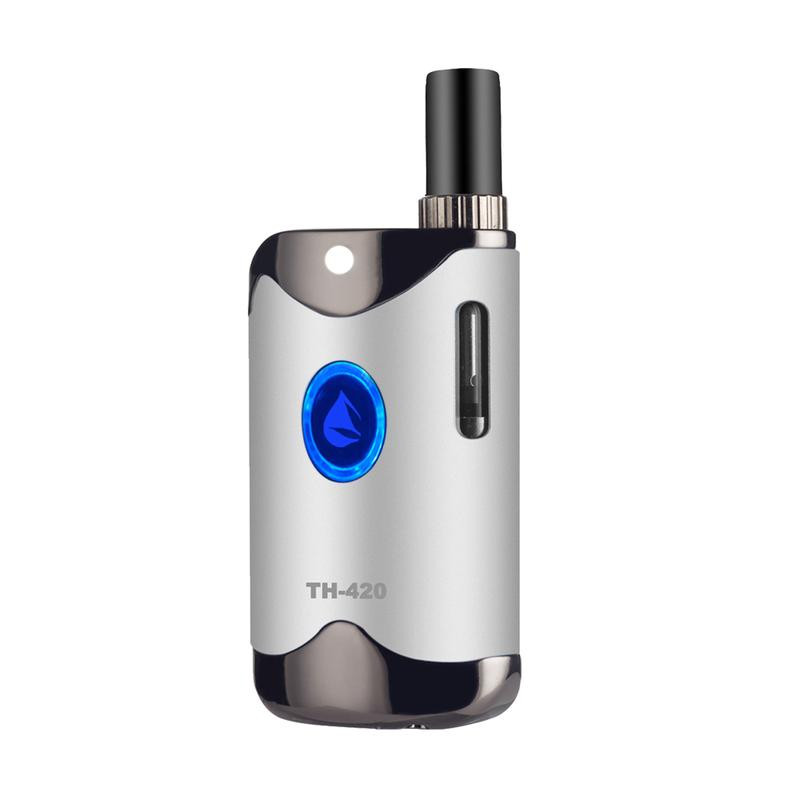 TH 420 VAPE KIT Silver