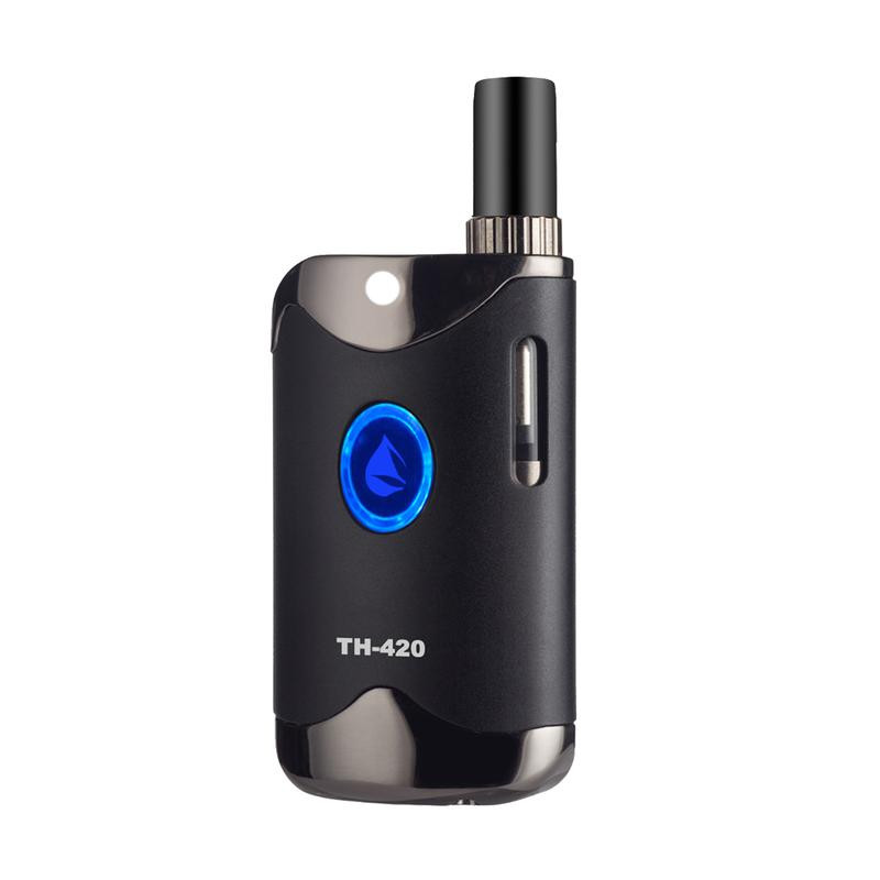 TH 420 VAPE KIT Black