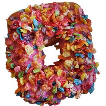Rainbow Fest Donut