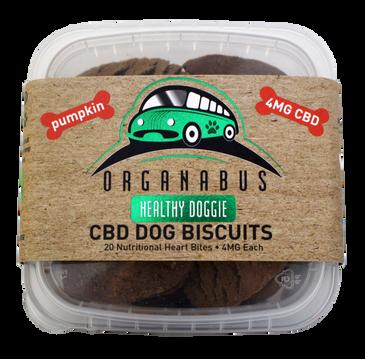 HEALTHY DOGGIE CBD DOG BISCUITS
