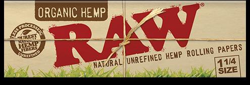 RAW Organic Hemp Papers
