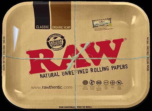 RAW Classic Rolling Tray