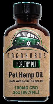 PET HEMP OIL