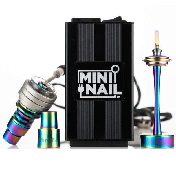 Quartz Hybrid DeepDish Complete Enail Kit
