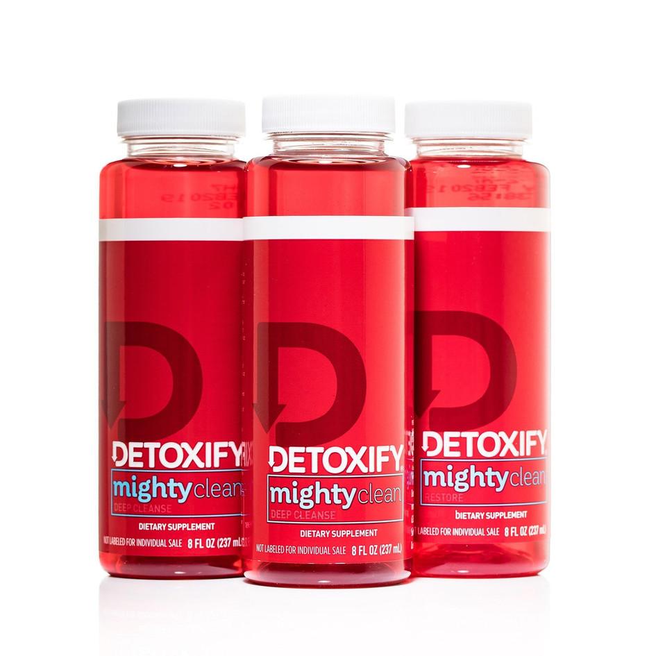 Detoxify Mighty Clean Herbal Cleanse
