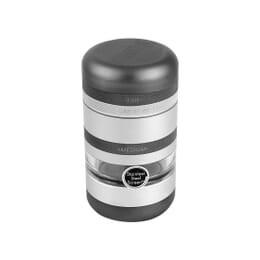 GR8TR Jar Body Grinder in Matte Silver