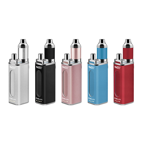 Yocan delux vaporizers