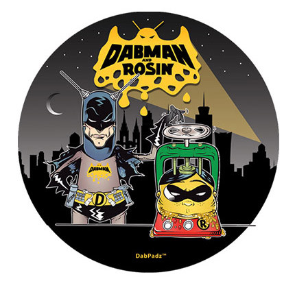 DABMAN AND ROSIN