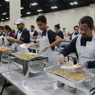 Raul Jimenez Thanksgiving Dinner 2016