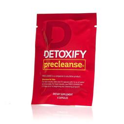 Detoxify PreCleanse Herbal Supplement