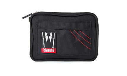 8″ OMERTA BOSS – SMELL PROOF POUCH