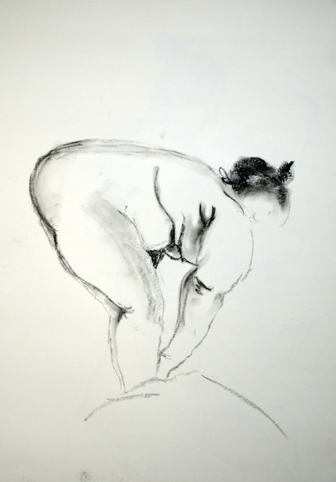 Quick life drawing