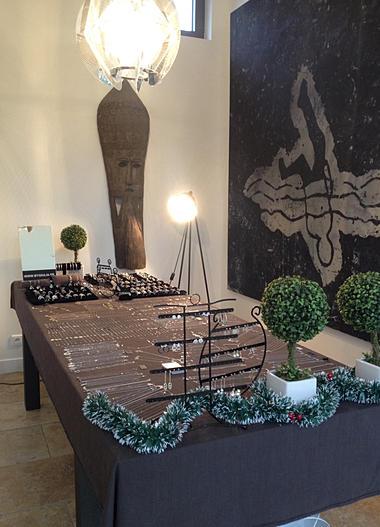 vente privée de bijoux à domicile en argent et plaqué or Nytta
