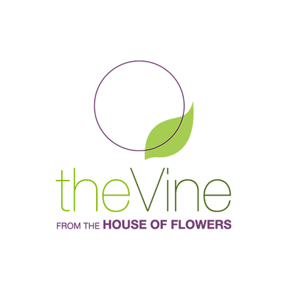 The Vine Logo Design, logo for a newsletter