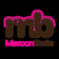 Maroon Bells Logo Design