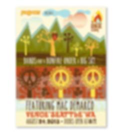 JanSport BonFire Poster concept