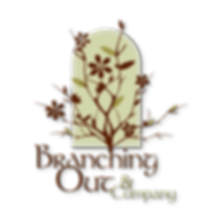 Branching Out Logo Design