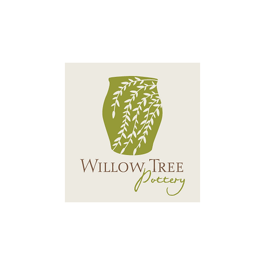 Willow Tree Pottery Logo Design