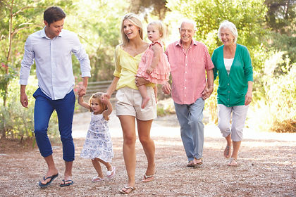 18- Family 3 generations walking.jpg